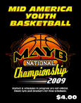 Mid America Youth Basketball - Booklet