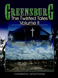 Greensburg Twisted Tales ll - Book