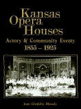 Kansas Opera Houses - Book