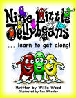 Nine Little Jellybeans - Book