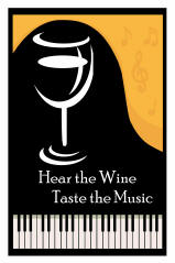 Hear the Wine Taste the Music - Poster