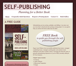 Self-Publishing Website